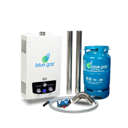 Gas Water Heater Pt Blue Gas Indonesia
